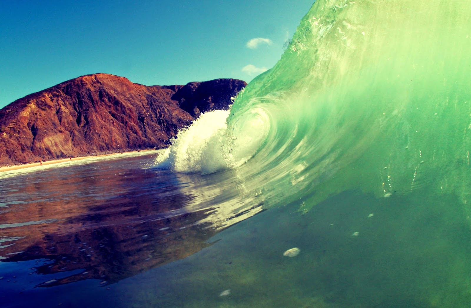 Surf Blog - The Top 7 surf beaches in the Algarve, Portugal