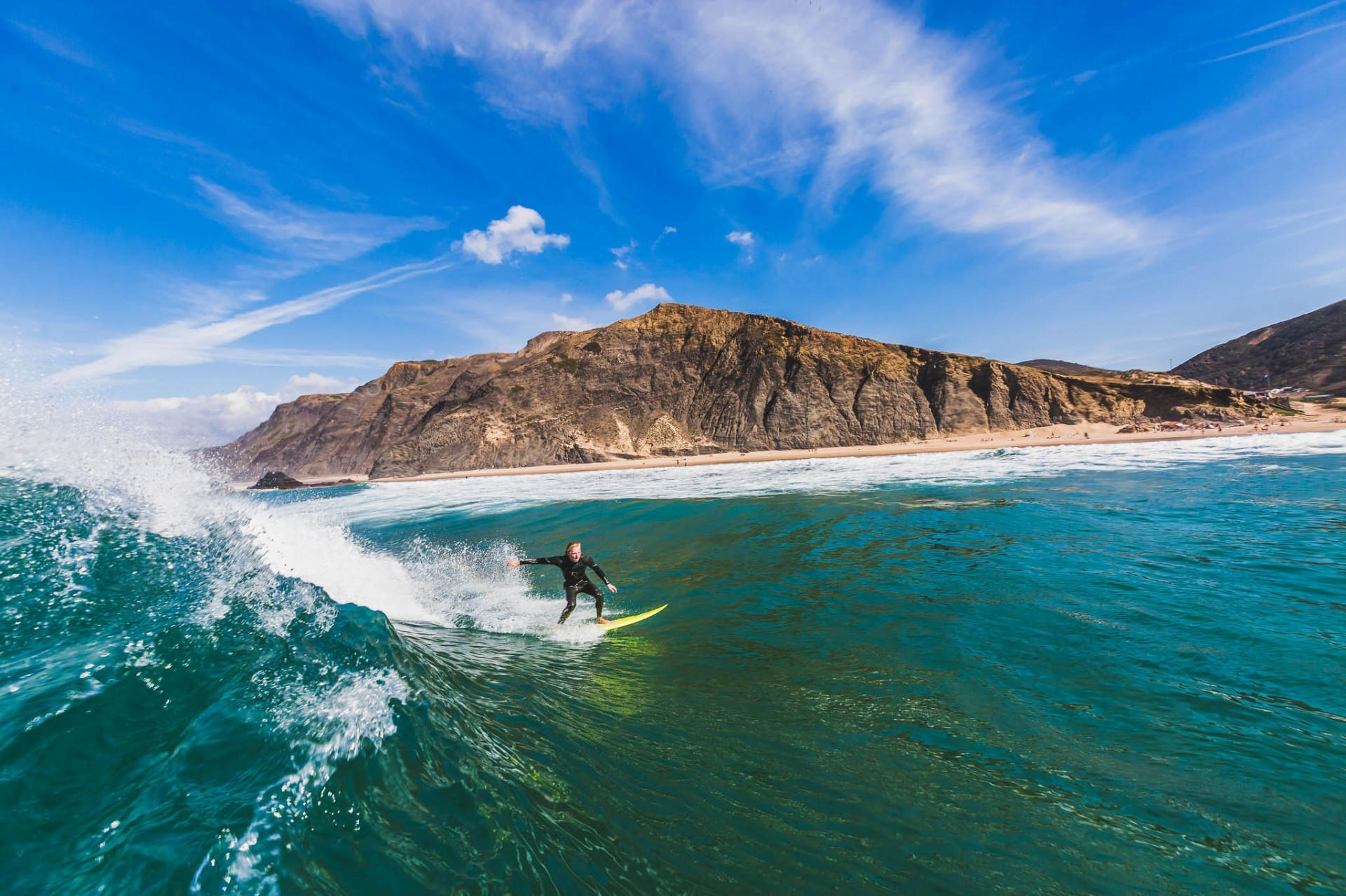Surf Blog The Top 7 Surf Beaches In The Algarve Portugal